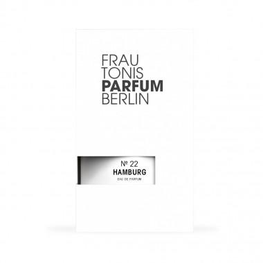 No. 22 Hamburg | Eau de Parfum (50ml) by Frau Tonis Parfum