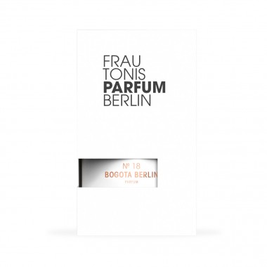 No. 18 Bogota Berlin | Parfum Intense (50ml)