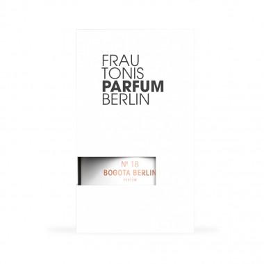 No. 18 Bogota Berlin | Parfum Intense (50ml) by Frau Tonis Parfum