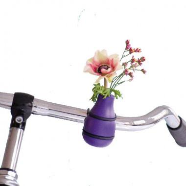 frieda Vase für den Fahrradlenker