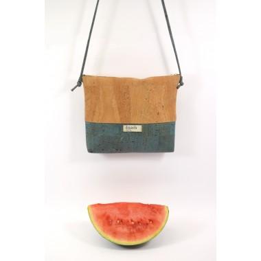 frisch Handtasche vegan KORK