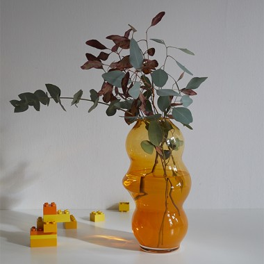 FUNDAMENTAL BERLIN - MUSE VASE L - KUPFER