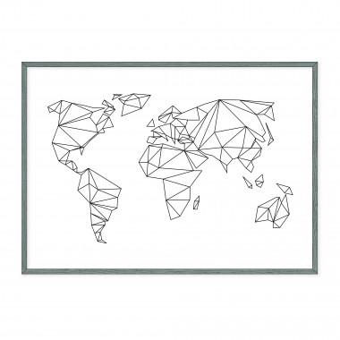 na.hili 70x50 POSTER Geometrical World