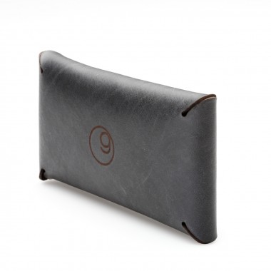 germanmade. L'étoile etui - Leder-Clutch