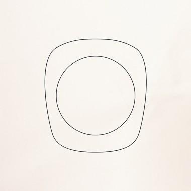 """Superstone Ring """"Fred"""", Rotgold plattiert – studio.drei"""