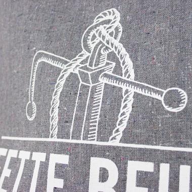 Baumwoll-Beutel Fette Beute