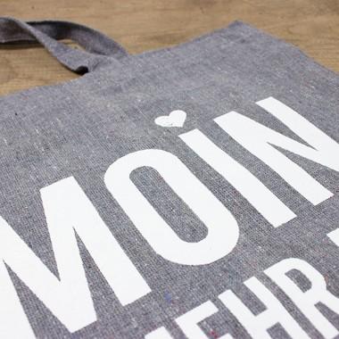 Baumwoll-Beutel Moin