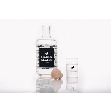 Mauersegler Korn – Der Korn aus Stuttgart / 0,5l Flasche