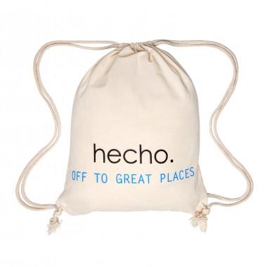 "HECHO Lederrucksack ""Carla"" (Ledertasche, Rucksack)"