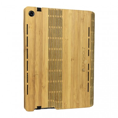 JUNGHOLZ Design WoodCase, Tablet, Bambus, Huawei MediaPad M5 Pro 10.8''