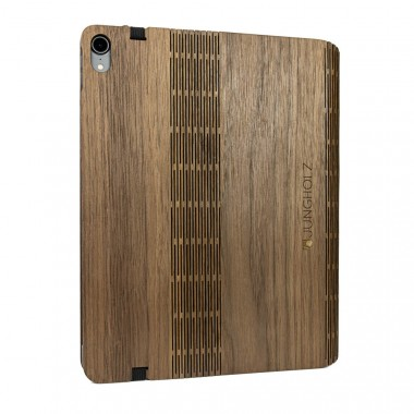 JUNGHOLZ Design WoodCase, Tablet, Walnuss, iPad Pro 11''