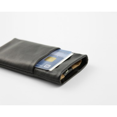 iPhone Card Case Smooth