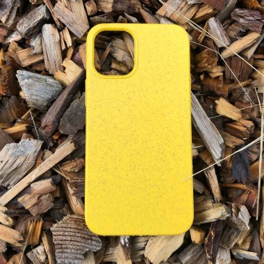 Bio Case iPhone 12 mini - die nachhaltige Schutzhülle