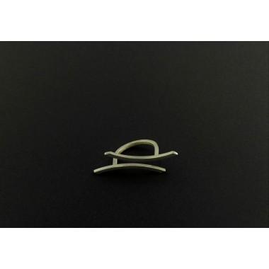 """Ring """"Ausgewogen"""" aus 925/- Silber"""