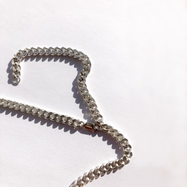 Kette Tank 4 in Silber for her + him