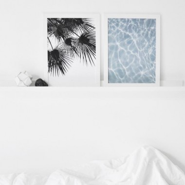 nahili endless summer WIND Artprint A3, A2, 50x70, A1 Poster