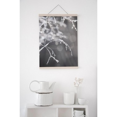 magnetische Posterleiste A2, Eco Click - On - Frame, Rahmen (inkl. Artprint)