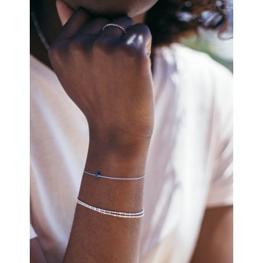 iloveblossom MAKE A WISH Armband // Labradorit