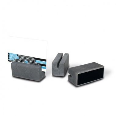 Korn Produkte Kartenhalter PR aus Beton