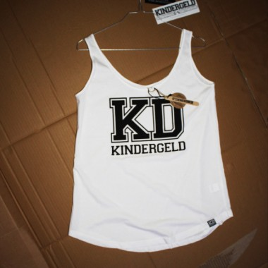 KINDERGELD TANK-TOP KD (Frauen)