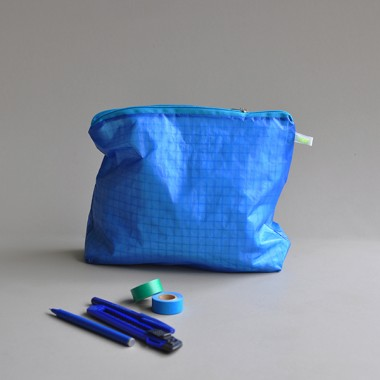 kolor magic pouch with zipper L / Kulturbeutel groß