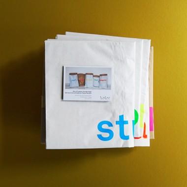 kolor 5er-Set Papiersäcke