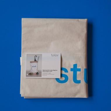 kolor Papiersack für stuff