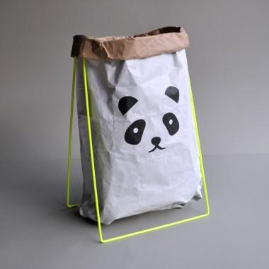 kolor Papiersack-Halter in verschiedenen Farben