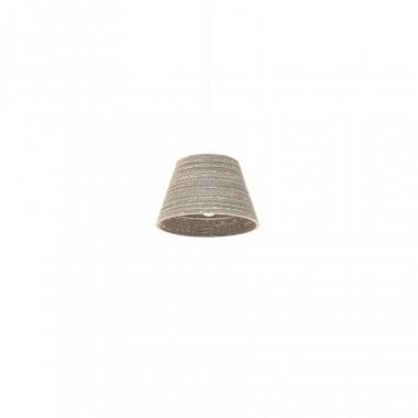 Cardboard lampshade, n1, type B - Hängelampe