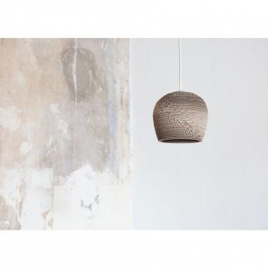Cardboard lampshade, n9, type A - Stehlampe