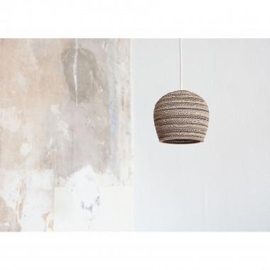 Cardboard lampshade, n9, type B - Stehlampe