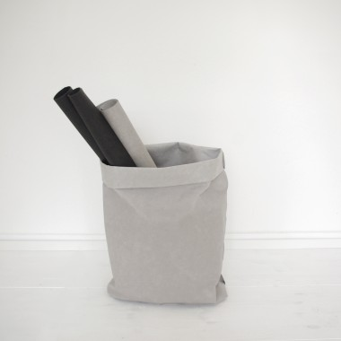 KAMI. BAG GREY / L