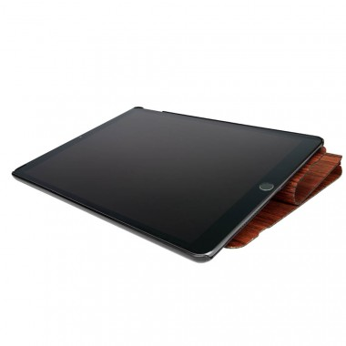 JUNGHOLZ Design WoodCase, Tablet, Padouk, iPad Air 10.5'' 3.Generation