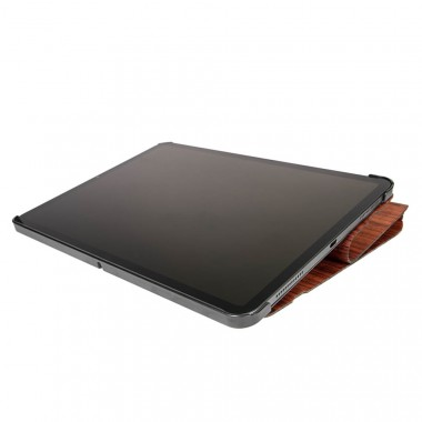 JUNGHOLZ Design WoodCase, Tablet, Padouk, iPad Pro 11''