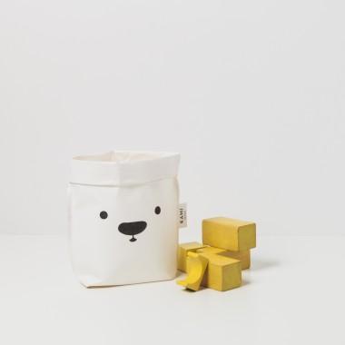 KAMI LITTLE ICE BEAR BAG / S