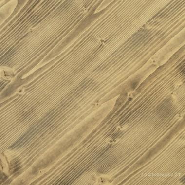 Lockengelöt Fass Möbel Zubehör: Tischplatte aus Fichtenholz