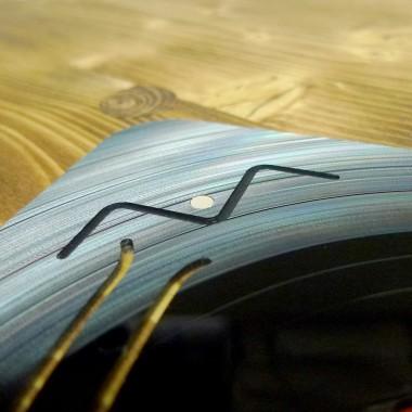 Picture Disc - Magnetischer Bilderrahmen aus Schallplatten