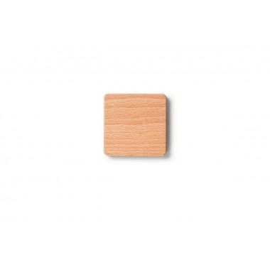Schlüsselbrett quadratisch Größe 'L' extrastark - von LUMENQI