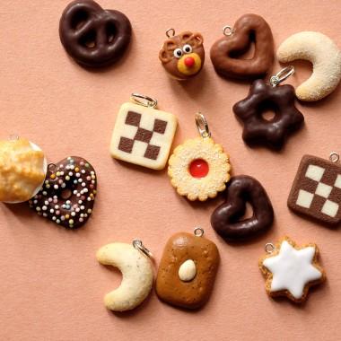 minischmidt miniKEKS Weihnachtsgebäck Lebkuchenbrezel