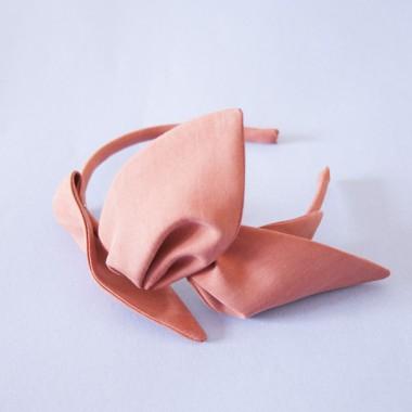 Irmeline Accessoires Manufaktur Haarreif »La Moulière rot«