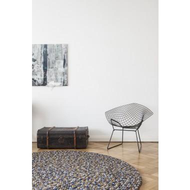 myfelt otto filzteppich rund. Black Bedroom Furniture Sets. Home Design Ideas