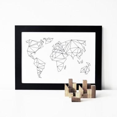 na.hili A1 / A2 POSTER Geometrical World