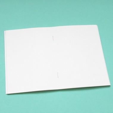 """Edith schmuckes Papier Notizheft A6 mit Fadenbindung """"Hochzeit"""""""