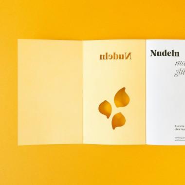 Nudeln machen glücklich - Pasta Kochbuch mit 11 Rezepten