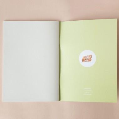 Obst und Nüsse Notizhefte (2-er Set), A5 / Kamila Sidelnikov