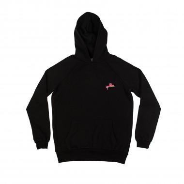 pellim. dizzy. hoodie schwarz