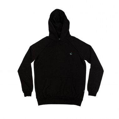 pellim. no bad days hoodie schwarz