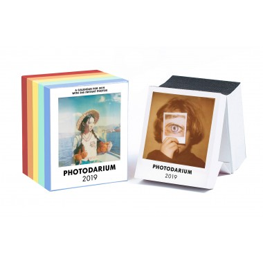 PHOTODARIUM Sofortbild-Kalender 2019