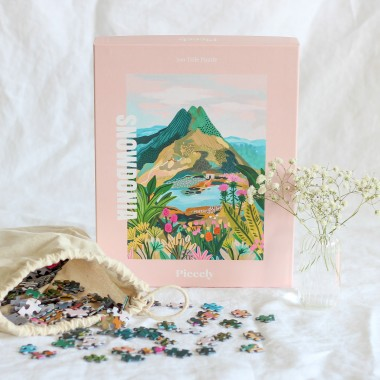 Piecely Snowdonia Puzzle, 500 Teile