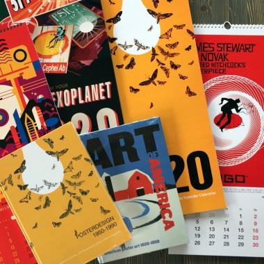 WPA POSTER ART Kalender 2020 – DAC.design